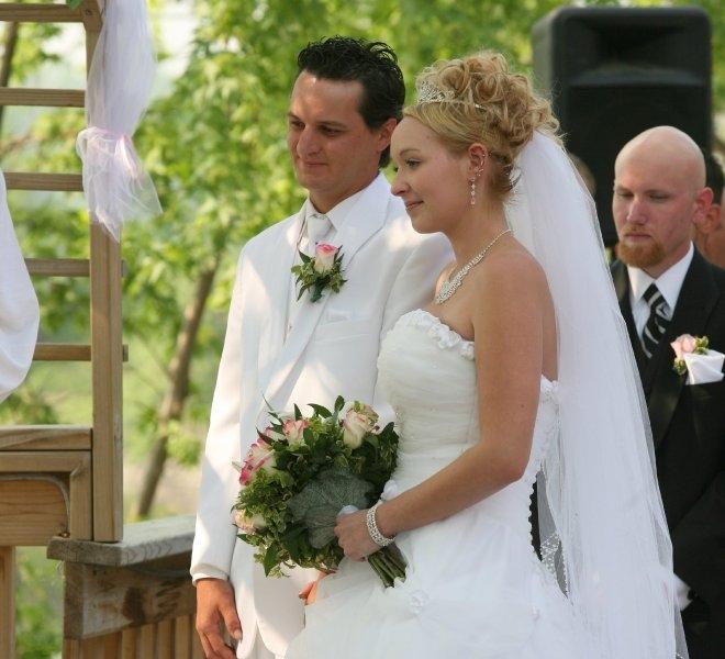 Ben and kara wedding