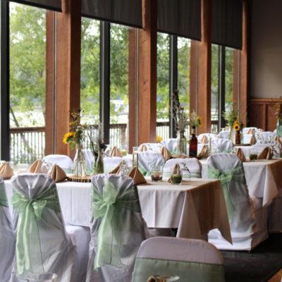 Special Events Banquet Hall at Pettibone Resort in La Crosse, WI